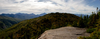 Panorama from Pitchoff Mt. summit.