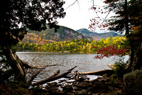 Cpperas Pond & Whiteface Mt.
